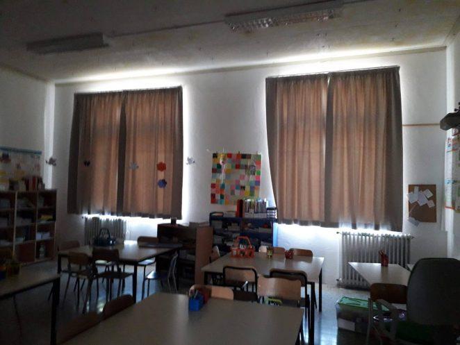 tende oscuranti ignifughe per scuola in Toscana